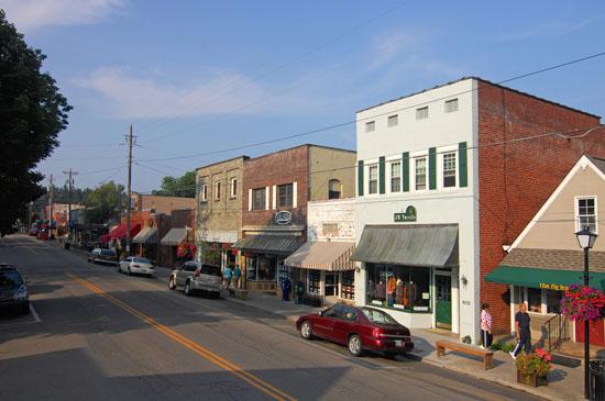 Main Street Restaurant Murphy Nc