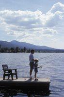 Bear Lake Fishing on Top 10 Things To Do In Big Bear Lake   California