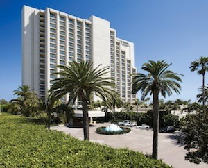 Next We Checked Into Island Hotel Newport Beach Located Amid The Finance Insurance Law And Healthcare Companies Of Center Fashion